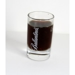 Verre shooter ballantines