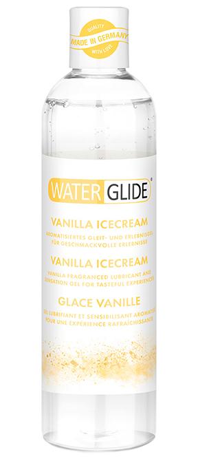 Lubrifiant Waterglide Glace Vanille 300 ml