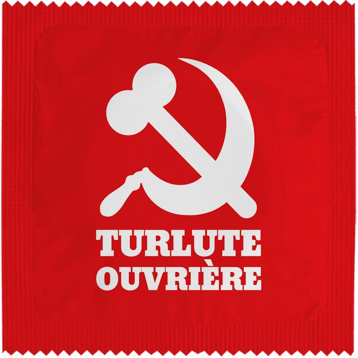 1 X préservatif Turlute Ouvrière