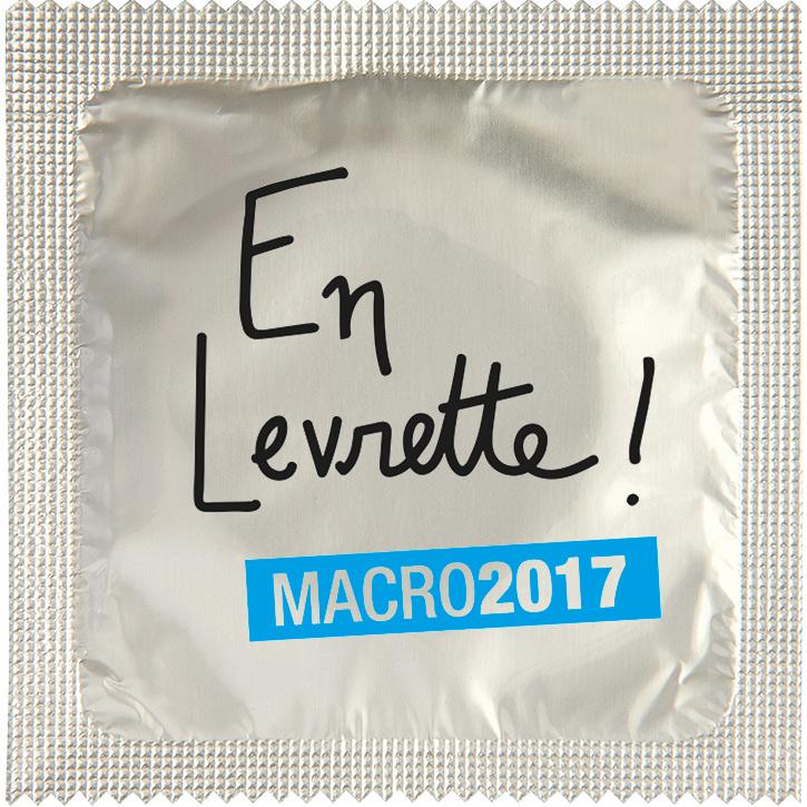1 X préservatif En Levrette Macro