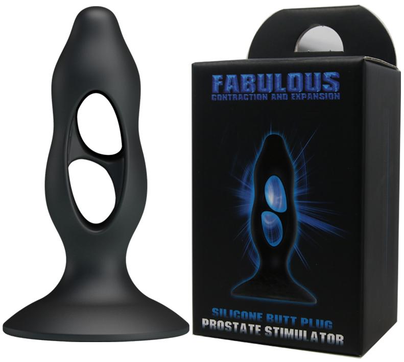 Plug en Silicone Fabulous