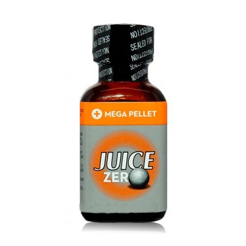 Poppers Juice Zero Penthyl et Prophyl 25 ml