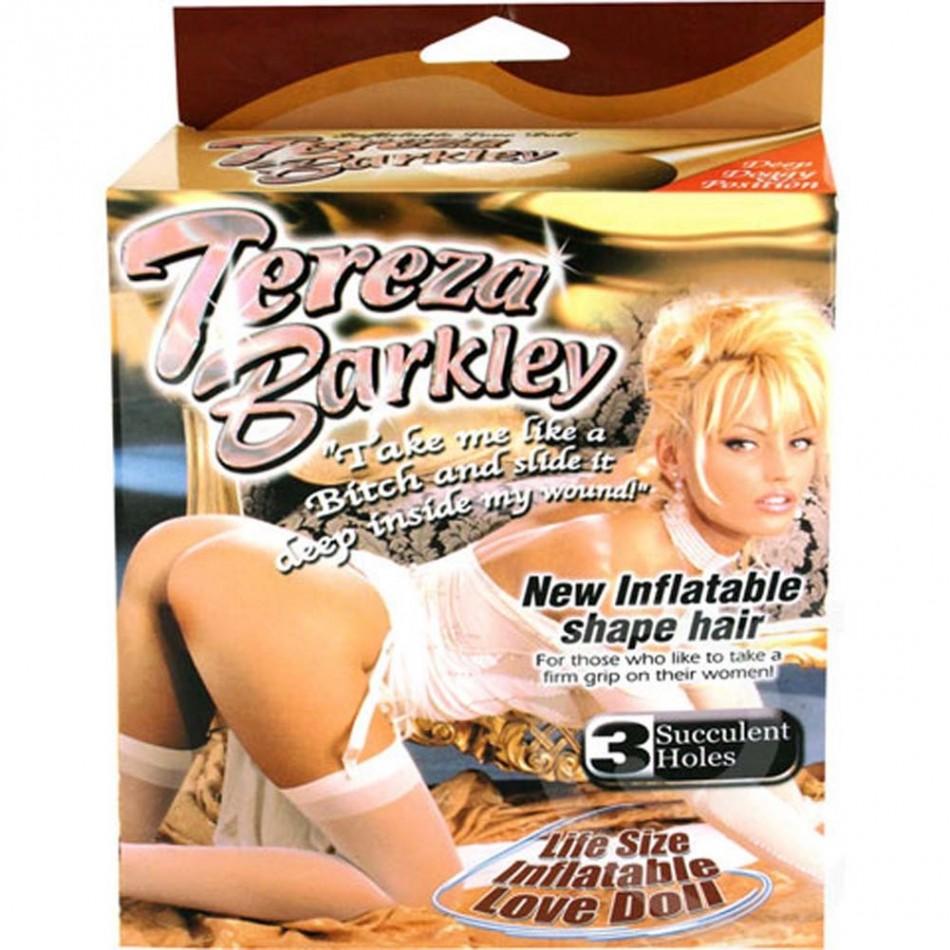 Poupée Gonflable Tereza Barkley