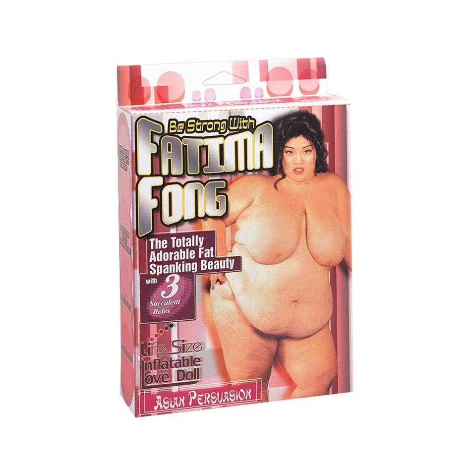 Poupée gonflable Fatima Fong