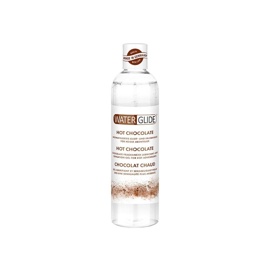 Lubrifiant Waterglide Chocolat Chaud 300 ml