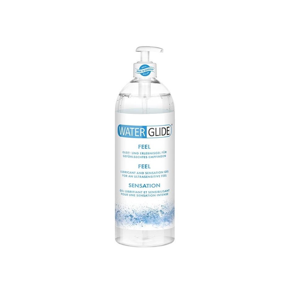 Lubrifiant Waterglide Sensation 1 Litre