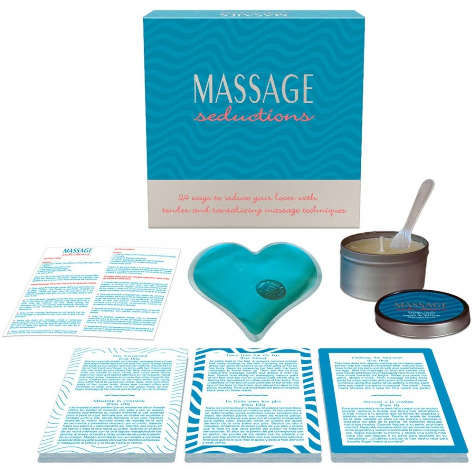 Coffret Massage Seductions