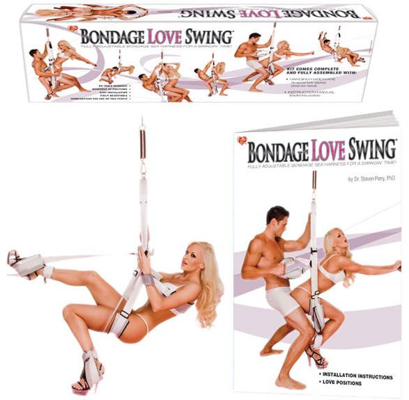 Balançoire Bondage Love Swing