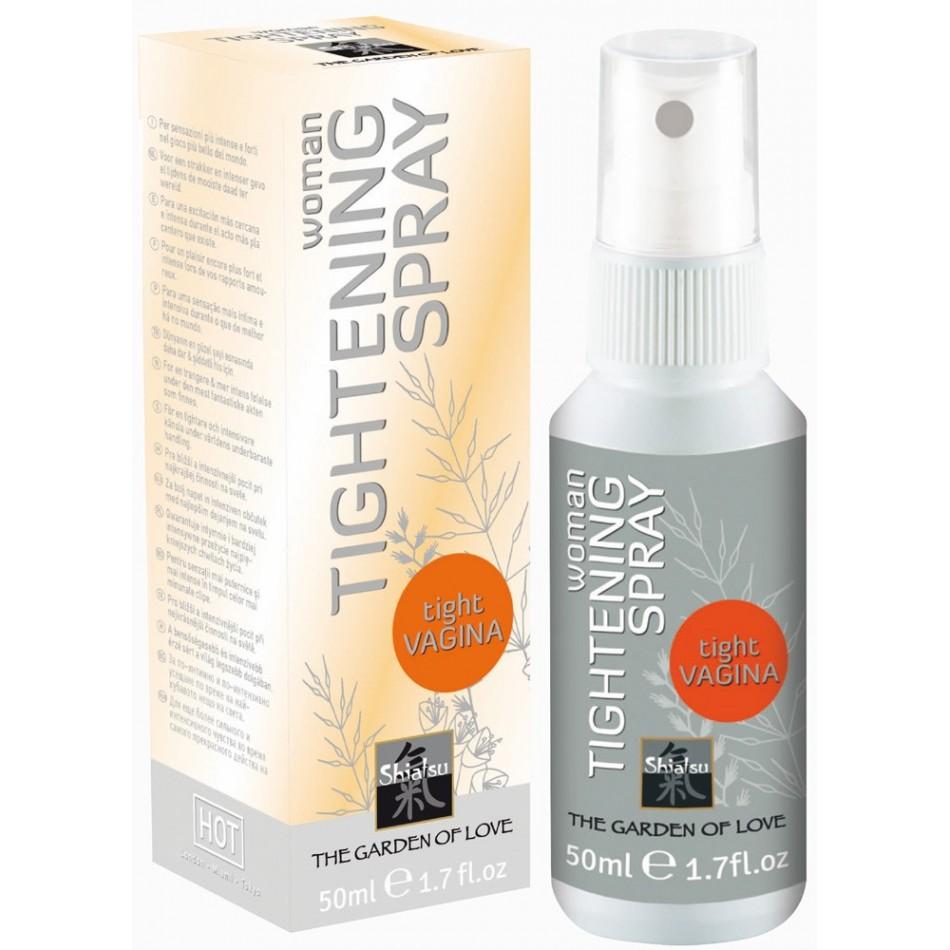 Spray Contractant Shiatsu - 50 ml