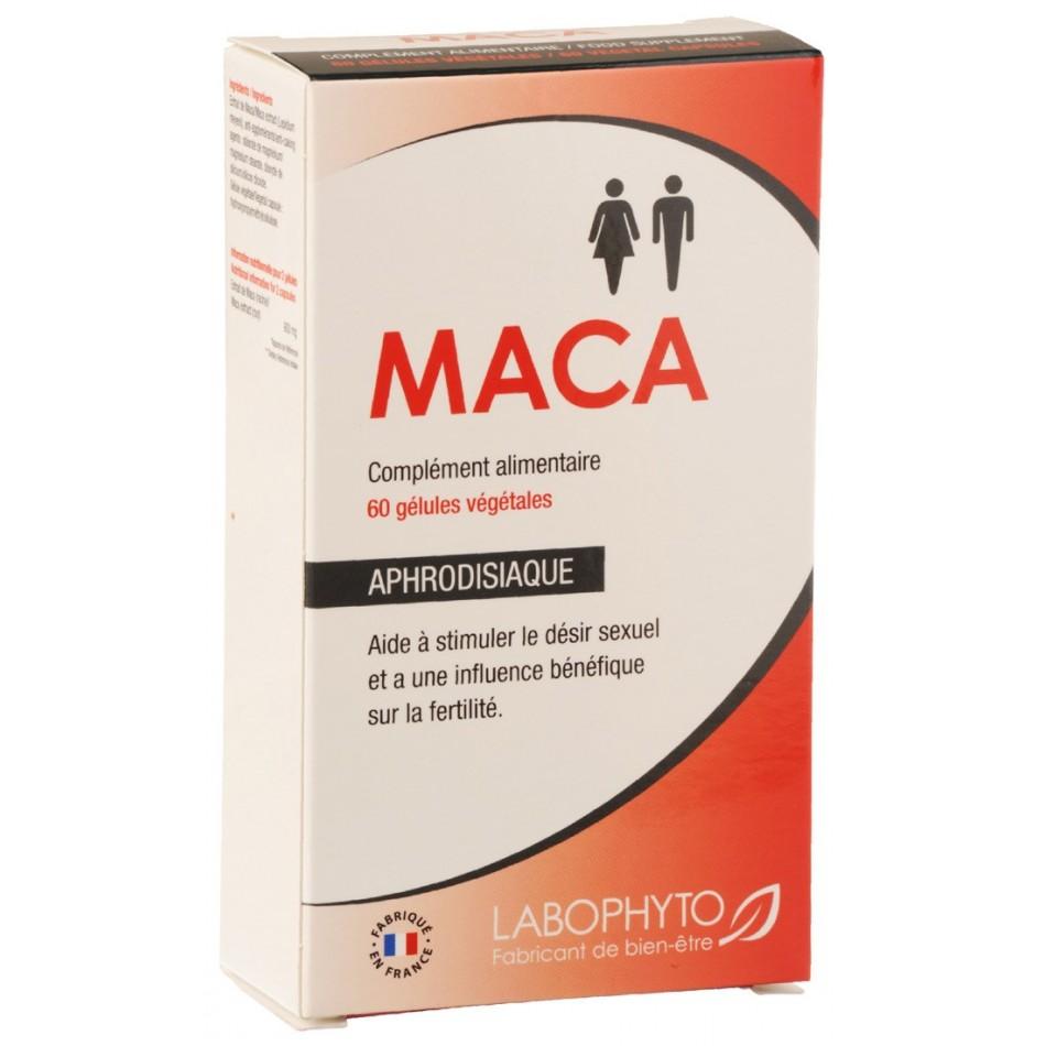 Maca Aphrodisiaque - 60 gélules