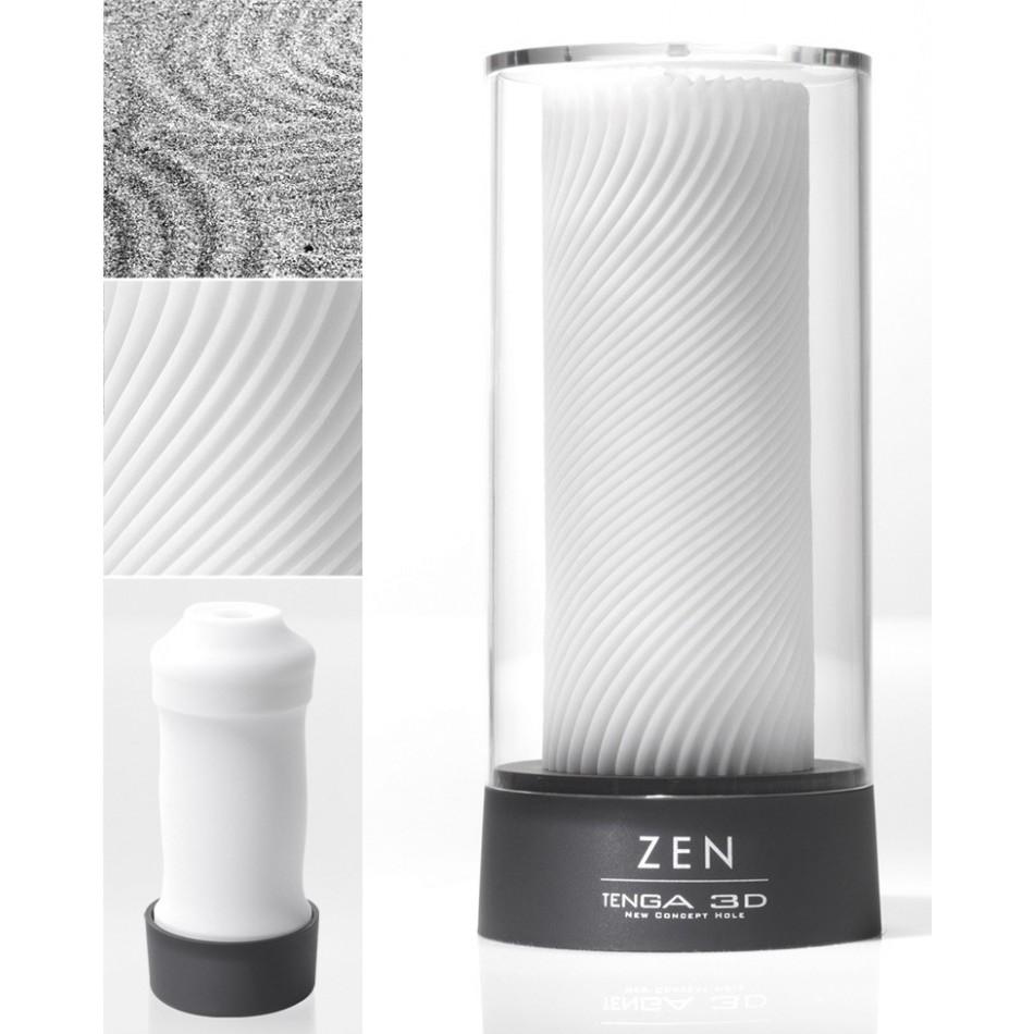 Masturbateur Tenga 3D Zen