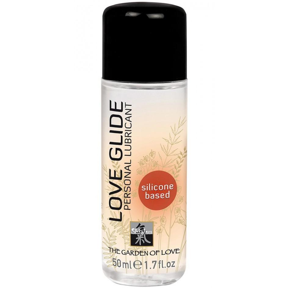 Lubrifiant Love Glide au Silicone - 50 ml