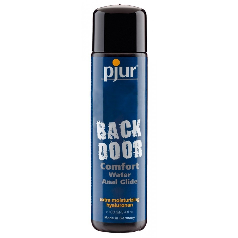 Lubrifiant Anal Pjur Backdoor Confort - 100 ml