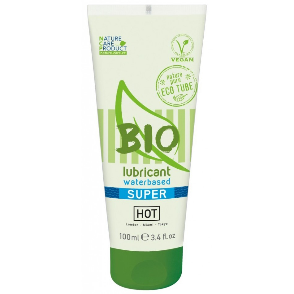 Lubrifiant Bio Vegan Super - 100 ml