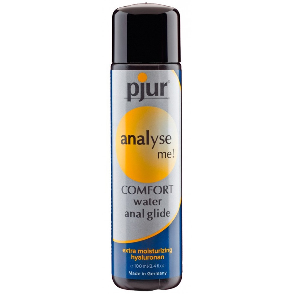 Lubrifiant Anal Pjur Analyse Me Confort 100 ml