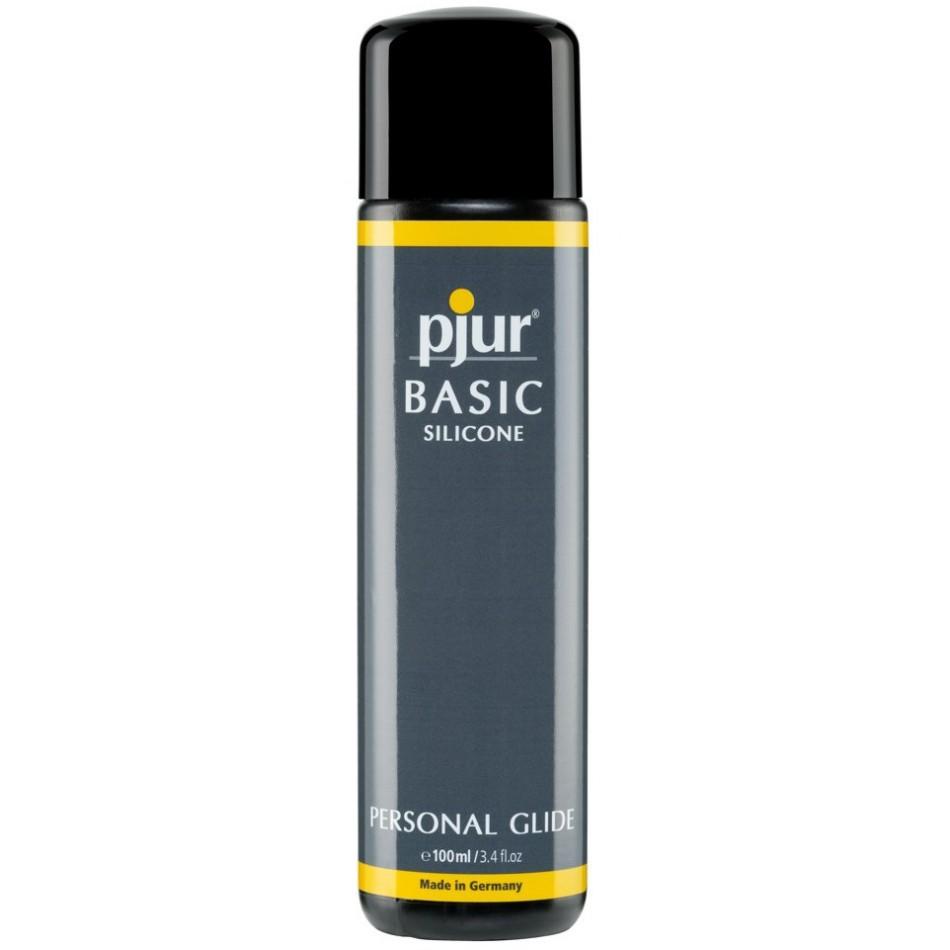 Lubrifiant Pjur Basic au Silicone 100 ml
