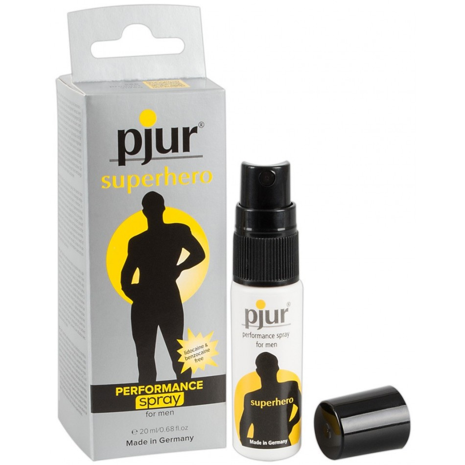 Spray Performance Retardant Pjur Superhero 20 ml