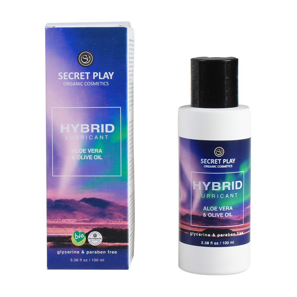 Lubrifiant Biologique Hybrid - 100 ml