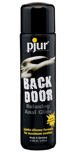 Lubrifiant anal décontractant Pjur Back Door - 100 ml