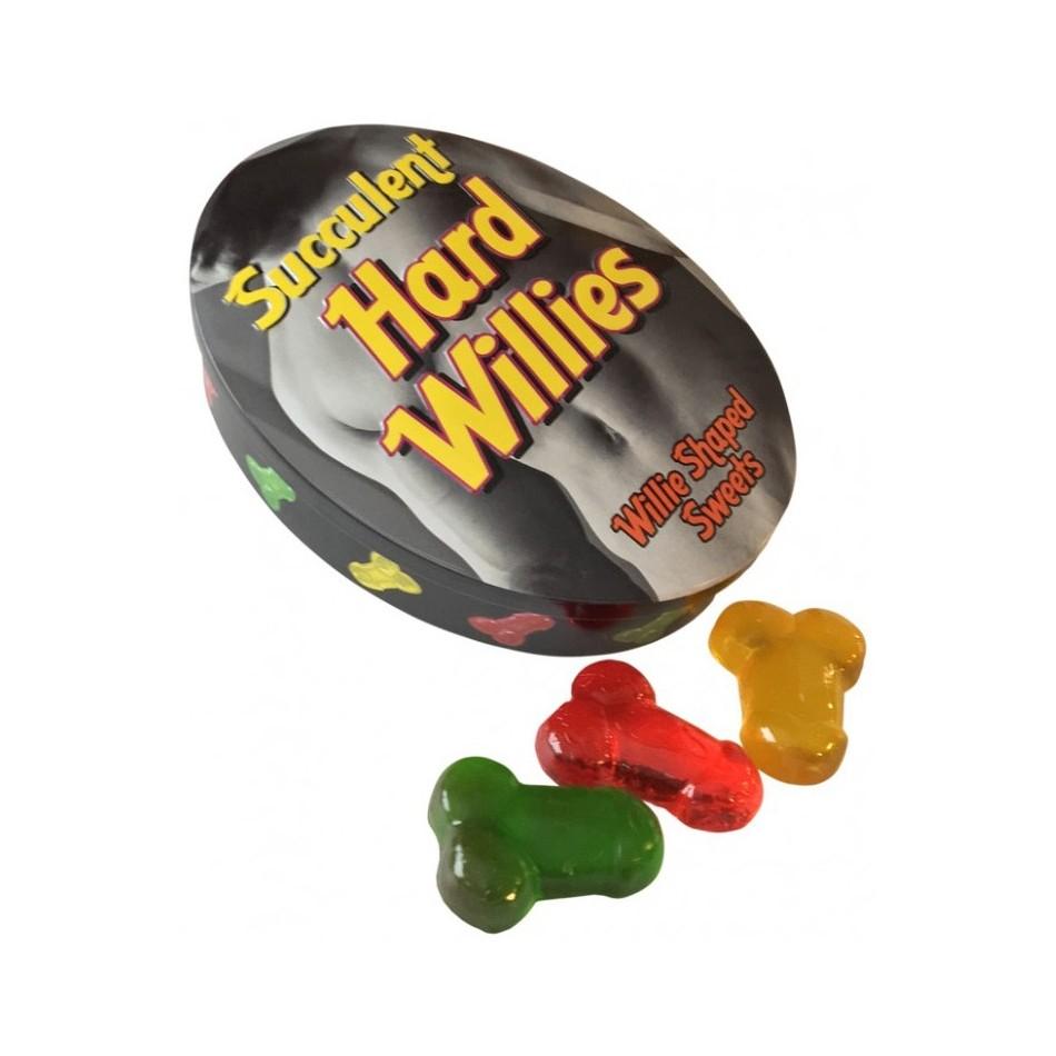 Bonbons Forme Pénis Saveur Fruitées - 90 g