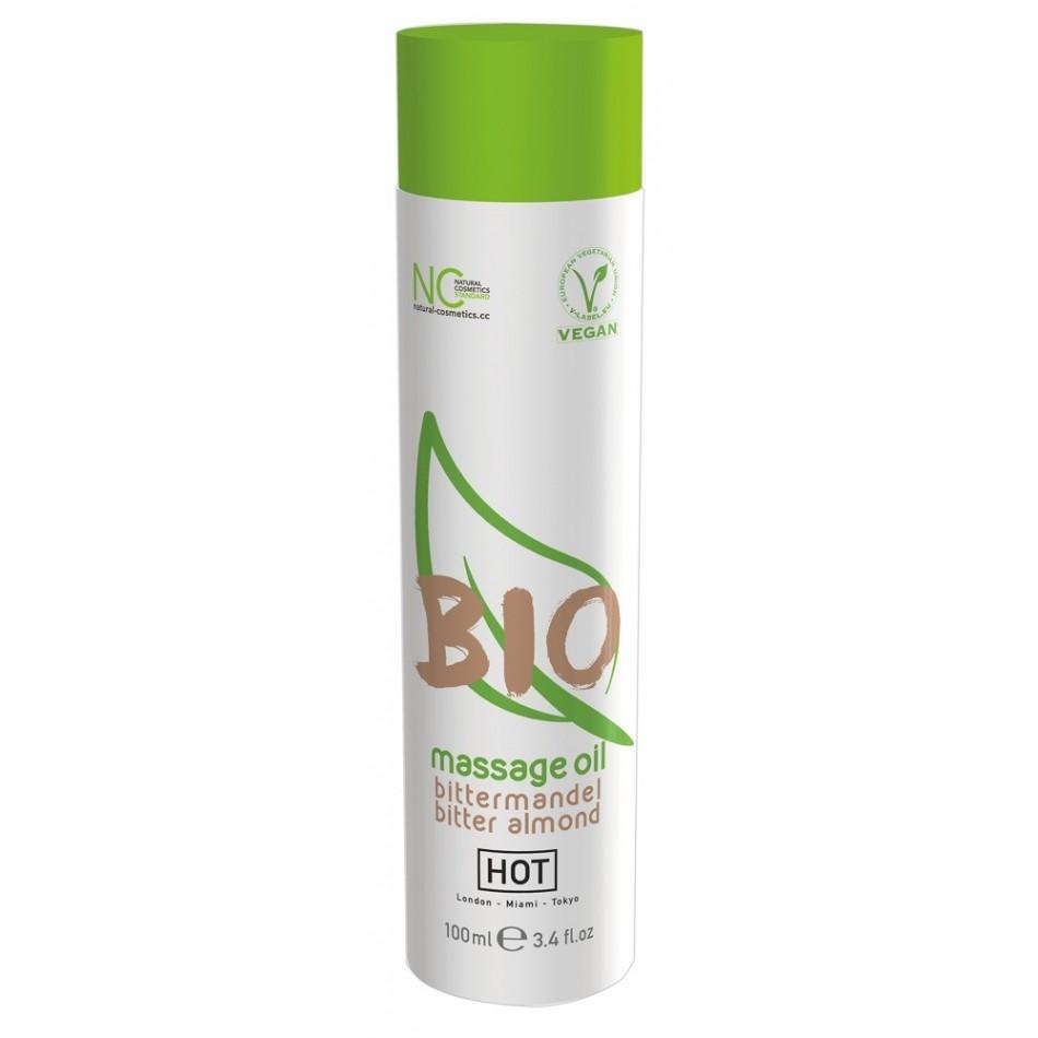 Huile de Massage Bio Vegan Amande - 100 ml