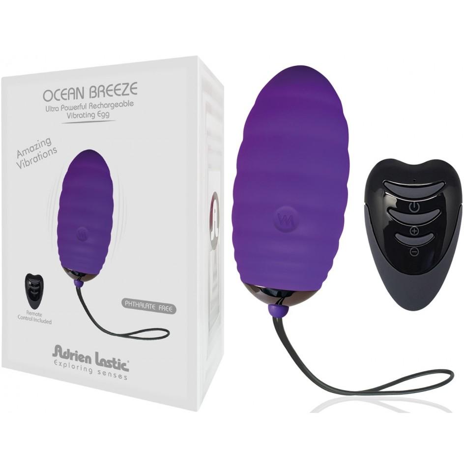 Oeuf Rechargeable Ocean Breeze Violet