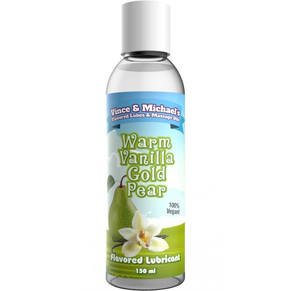 Lubrifiant V&M Saveur Poire Vanille - 150 ml