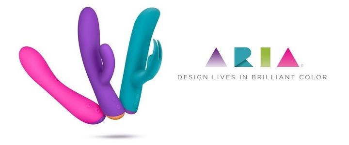 Aria - Design lives in brillant color