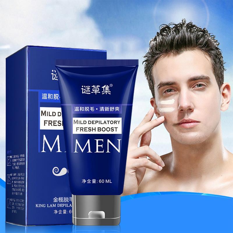 Crème d\'épilation haute qualité pour homme