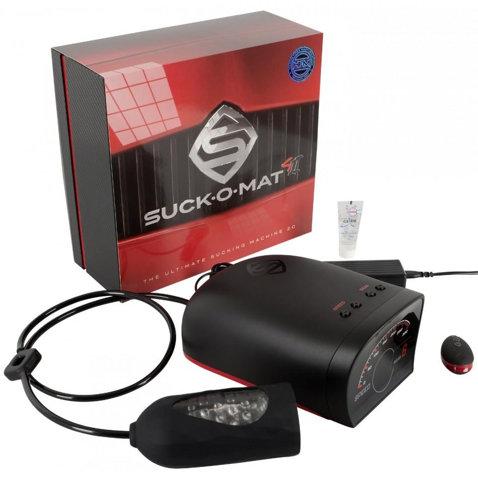Suck-O-Mat 2.0 la Machine à Sucer Télécommandée - 220 V