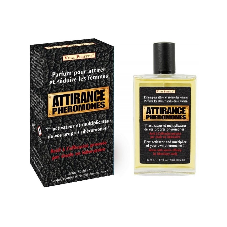 Parfum Attirance Pheromones - 50 ml