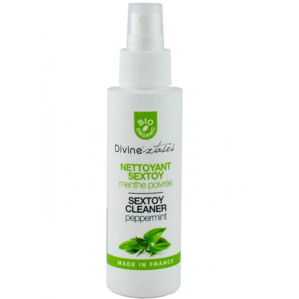 Nettoyant Bio pour Sextoys 100 ml