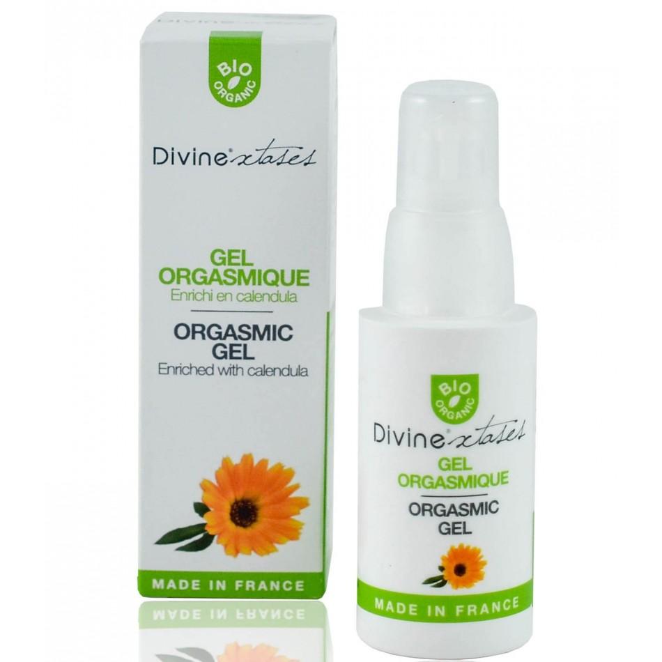 Gel Orgasmique Bio 50 ml
