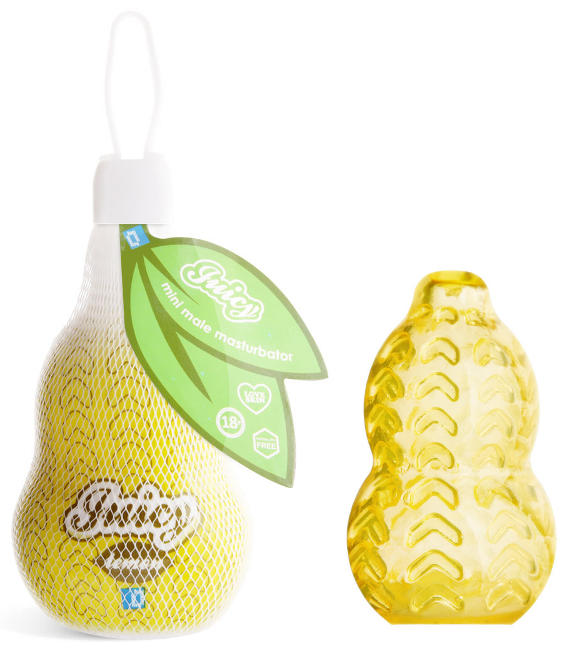 Masturbateur Juicy Lemon