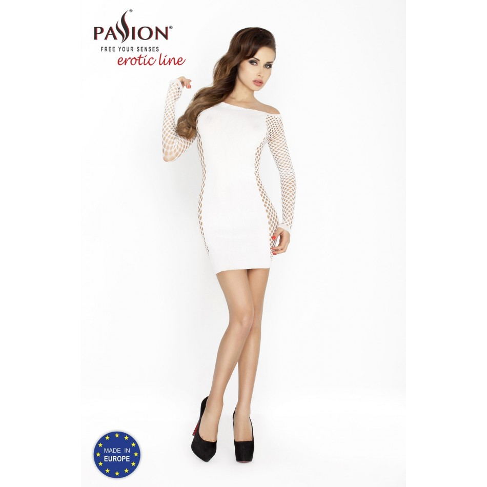 Robe blanche BS025