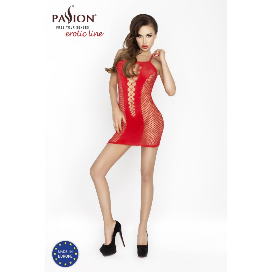 Robe rouge BS027