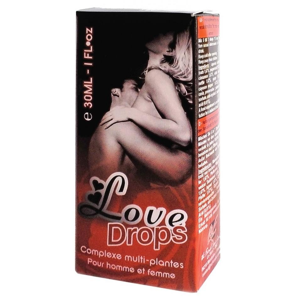 Love drops stimulation desir - 30 ml