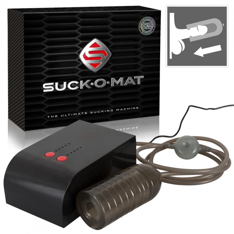 Suck-O-Mat la Machine à Sucer 220 V