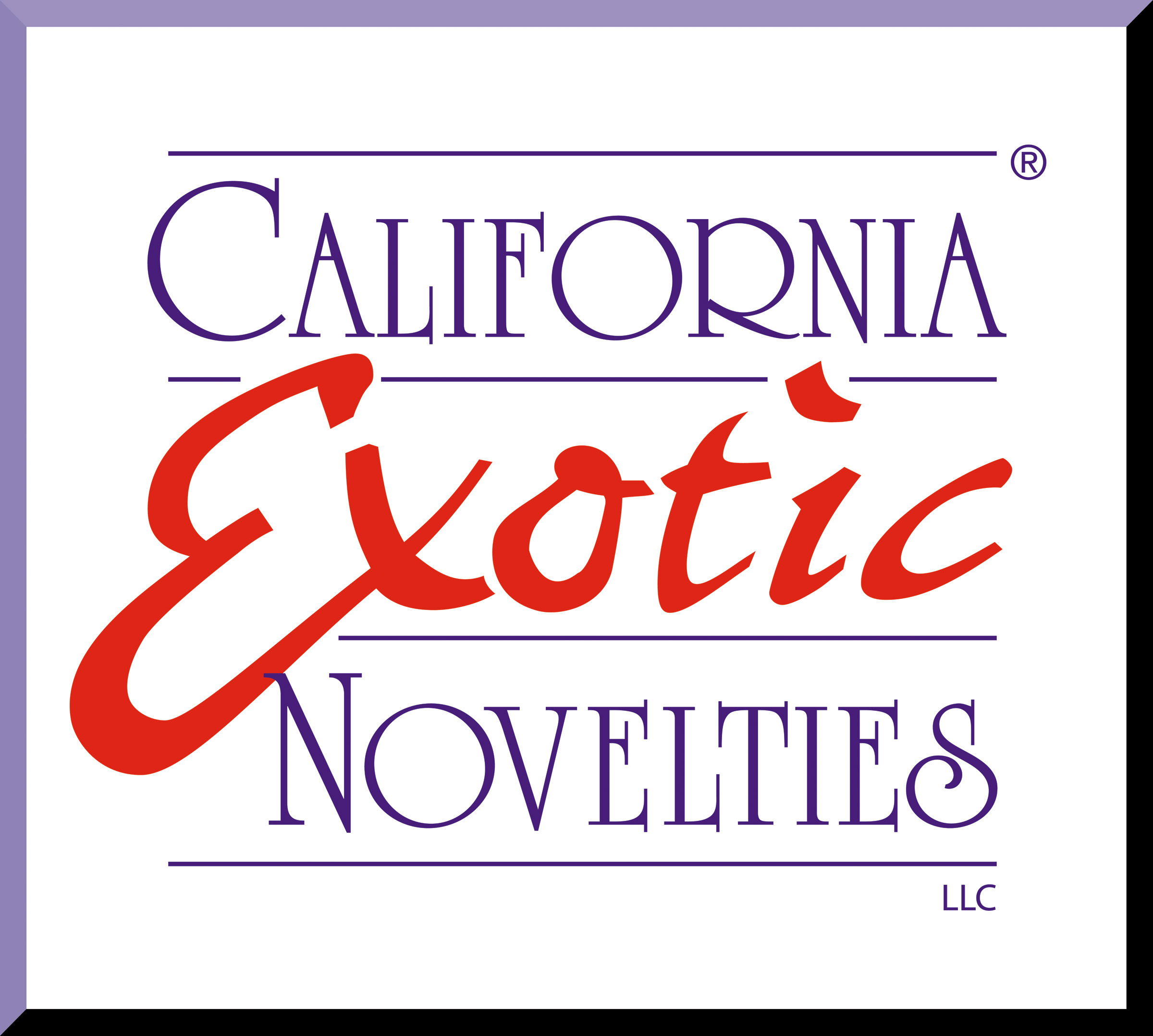 Exotic California Novelties