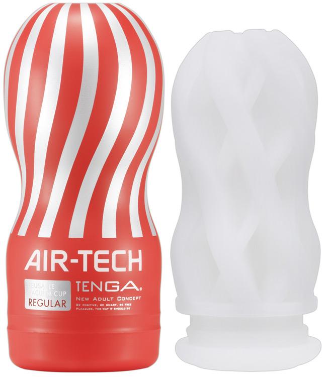 Masturbateur Tenga Air-Tech rouge