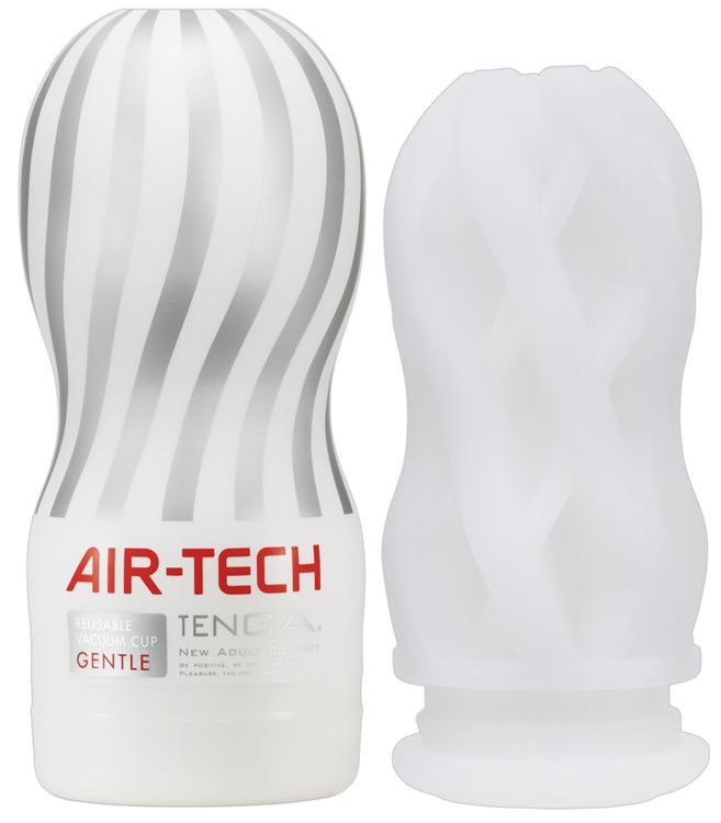Masturbateur Tenga Air-Tech blanc