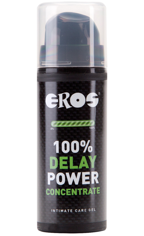 Gel Retardant 100% Delay Power - 30 ml