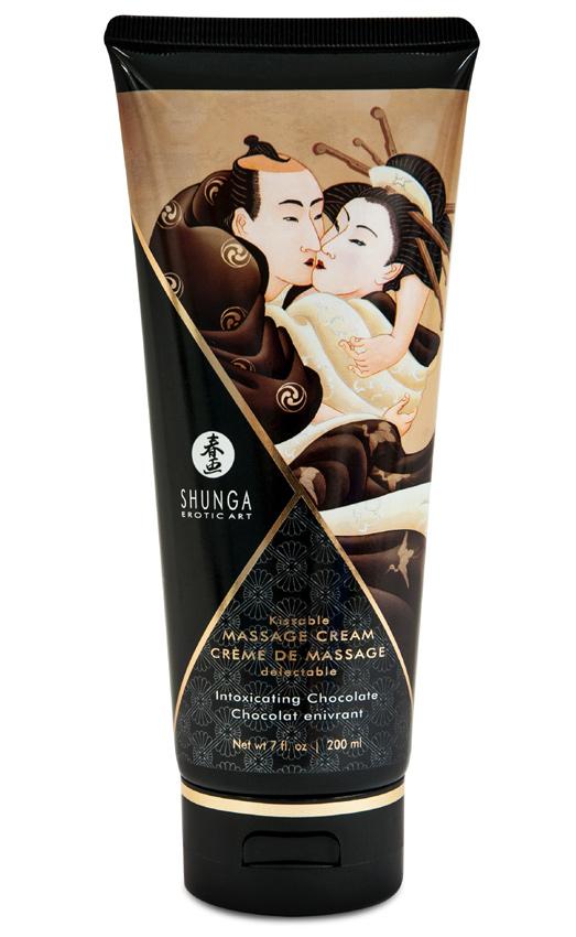 Crème de massage Chocolat Enivrant 200 ml