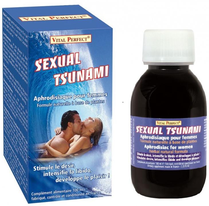 Stimulant Sexual Tsunami 100 ml
