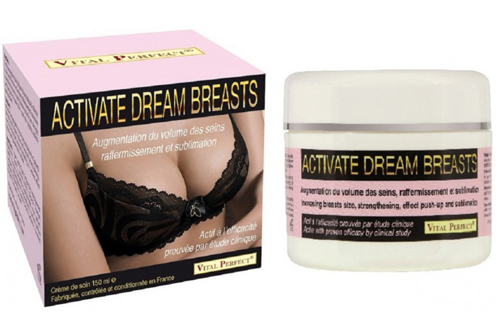 Activate Dream Breasts augmentation du volume des seins