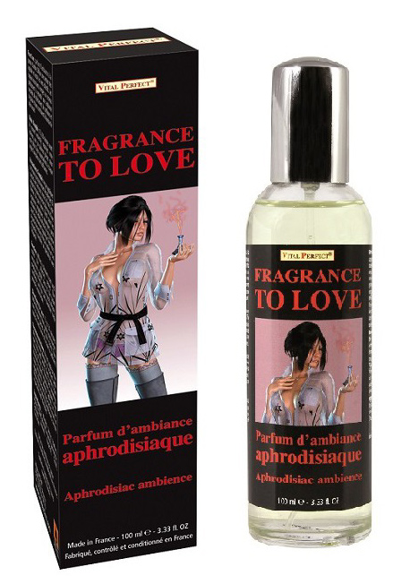 Parfum aphrodisiaque Fragrance to Love 100 ml