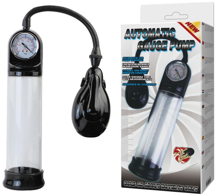 Développeur Automatic Gauge Pump