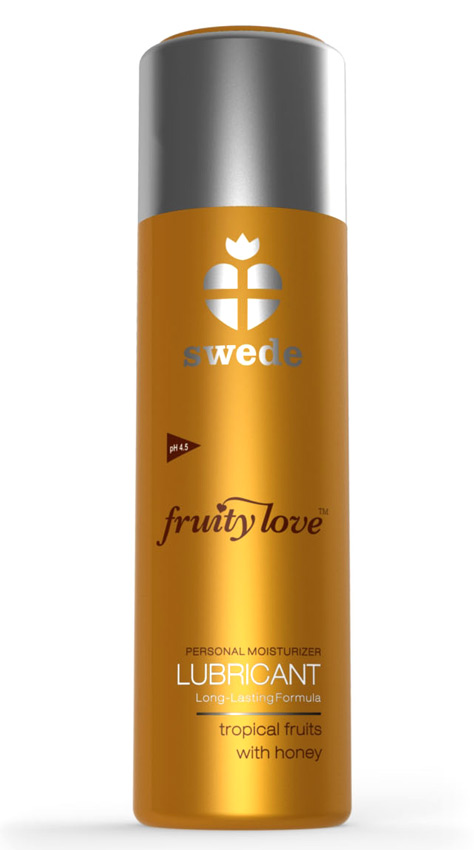 Lubrifiant Fruity Love Fruits Exotiques Miel 50 ml