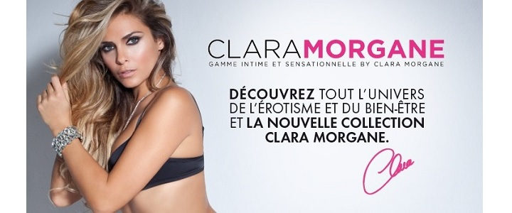 Clara Morgane - Jouets sexuels