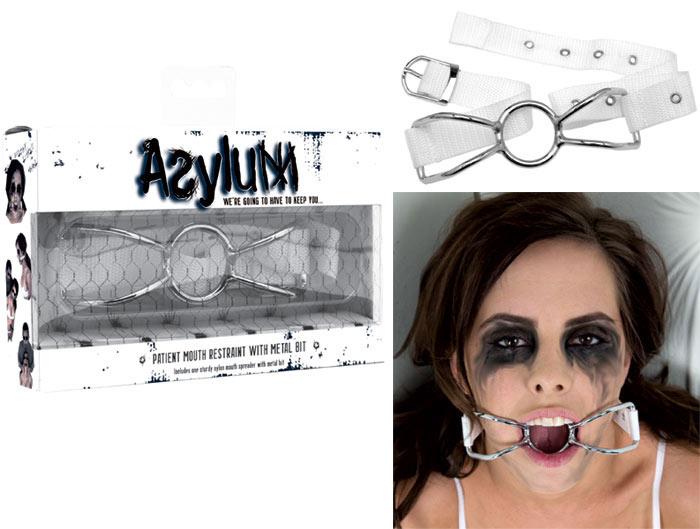 Ecarteur buccal Asylum Patient Mouth
